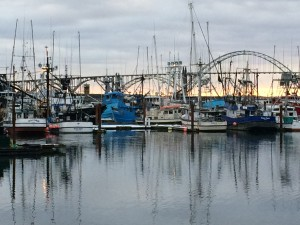 Support of our commercial fishing industry is crucial for jobs and our economy.